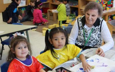 Foster Grandparent Volunteer Program Outreach Coordinator