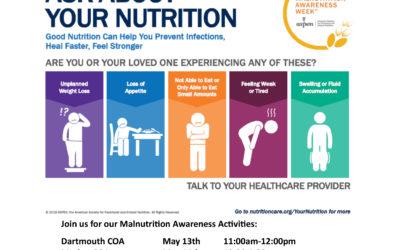 Malnutrition Awareness Week Starts May 13