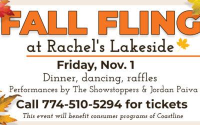 Join us at the Fall Fling!