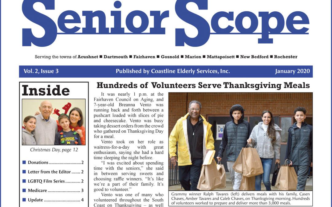 New Year, New Senior Scope