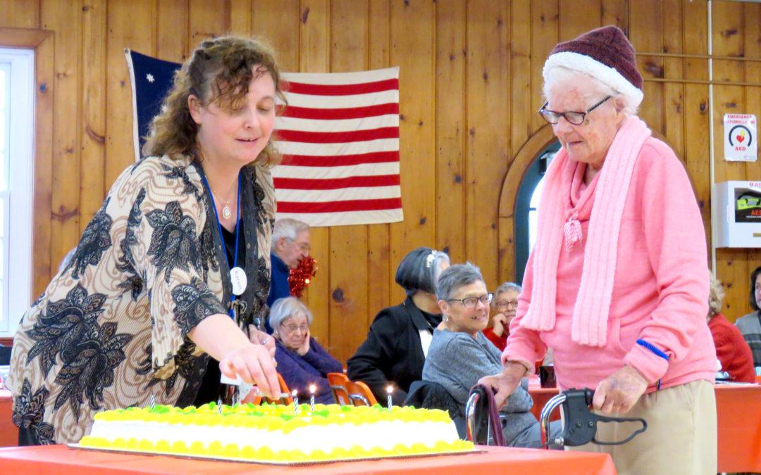 Buttonwood Senior Center Reopens
