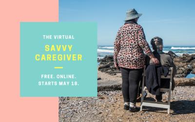 The Savvy Caregiver Program Offered Online