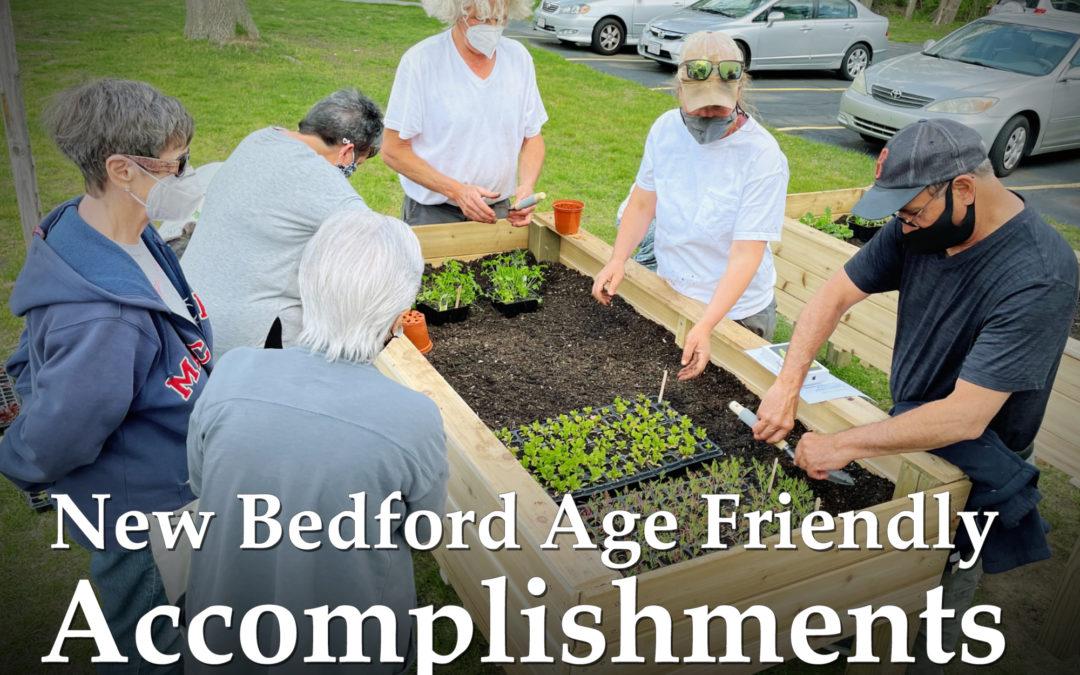Age Friendly Accomplishments