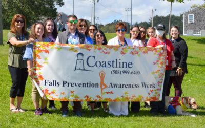Falls Prevention Awareness Week is Sept. 20-24