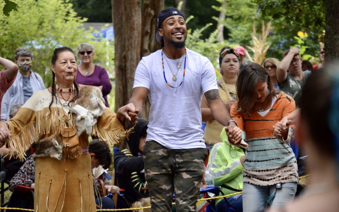 Wampanoag Tribe Unites Community After Uncertain Year